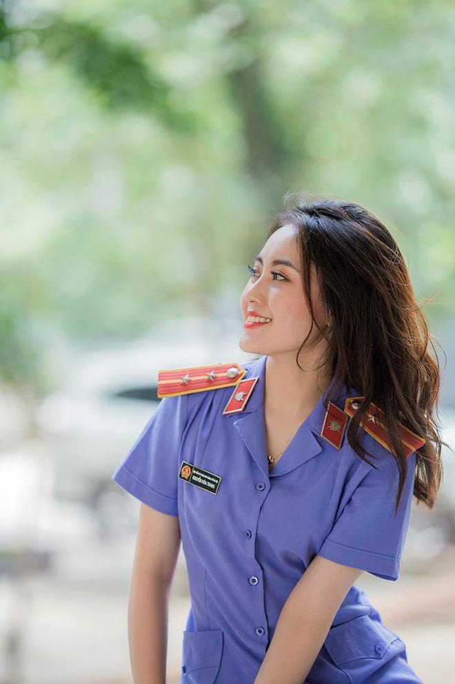 Cựu sinh viên ĐH Kiểm sát Hà Nội xinh chẳng kém gì hotgirl với nụ cười tỏa nắng nhìn là yêu - ảnh 6