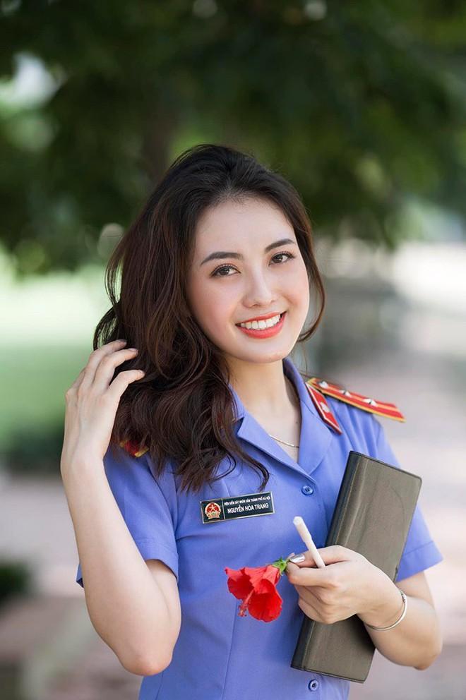 Cựu sinh viên ĐH Kiểm sát Hà Nội xinh chẳng kém gì hotgirl với nụ cười tỏa nắng nhìn là yêu - ảnh 2