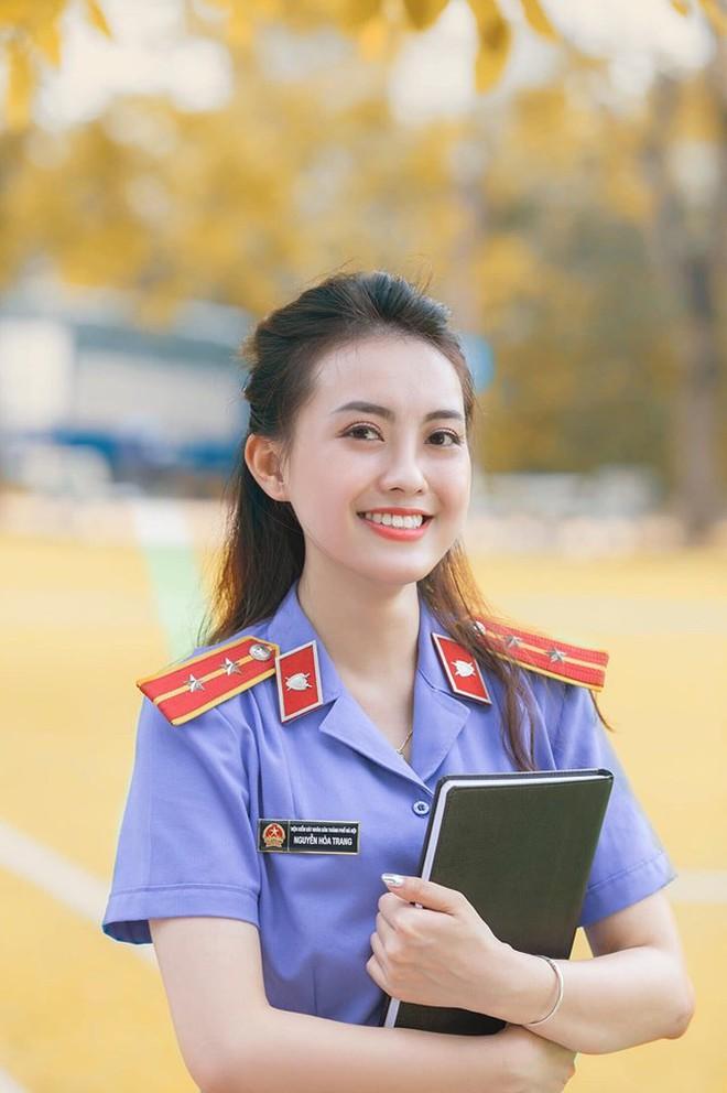Cựu sinh viên ĐH Kiểm sát Hà Nội xinh chẳng kém gì hotgirl với nụ cười tỏa nắng nhìn là yêu - ảnh 4