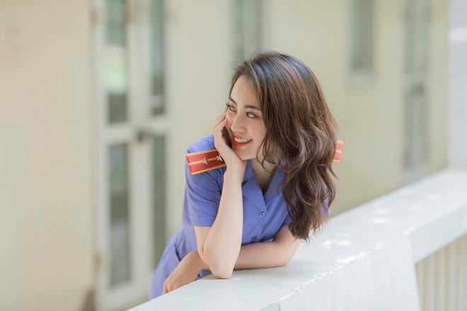 Cựu sinh viên ĐH Kiểm sát Hà Nội xinh chẳng kém gì hotgirl với nụ cười tỏa nắng nhìn là yêu - ảnh 8
