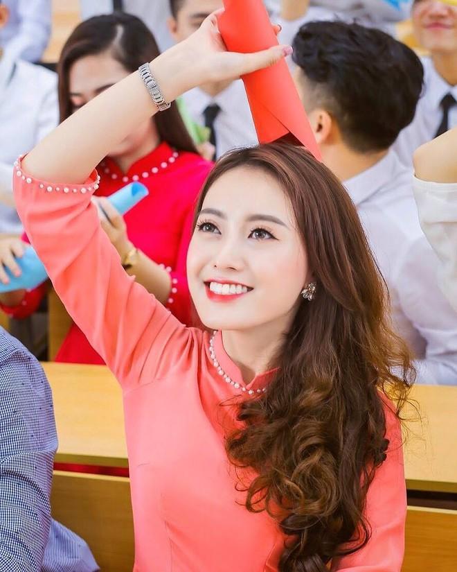 Cựu sinh viên ĐH Kiểm sát Hà Nội xinh chẳng kém gì hotgirl với nụ cười tỏa nắng nhìn là yêu - ảnh 16