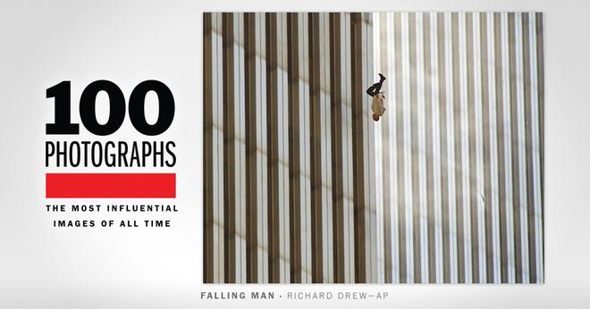Đã 18 năm kể từ khi vụ khủng bố 11/9 đoạt mạng hàng nghìn người Mỹ, bức ảnh người đàn ông rơi vẫn không ngừng gây ám ảnh - ảnh 2