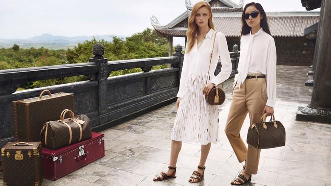Không phải nơi nào khác, Việt Nam chính là địa điểm Louis Vuitton chọn để quay chiến dịch quảng bá mới - ảnh 4