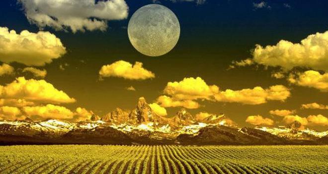 Mặt trăng hiếm sẽ xuất hiện vào thứ sáu ngày 13 - ảnh 1