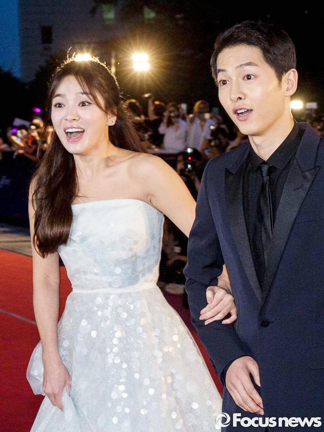 Nếu cưới 14 năm trước, Song Joong Ki và Song Hye Kyo đã bị liệt vào diện kết hôn bất hợp pháp - ảnh 1