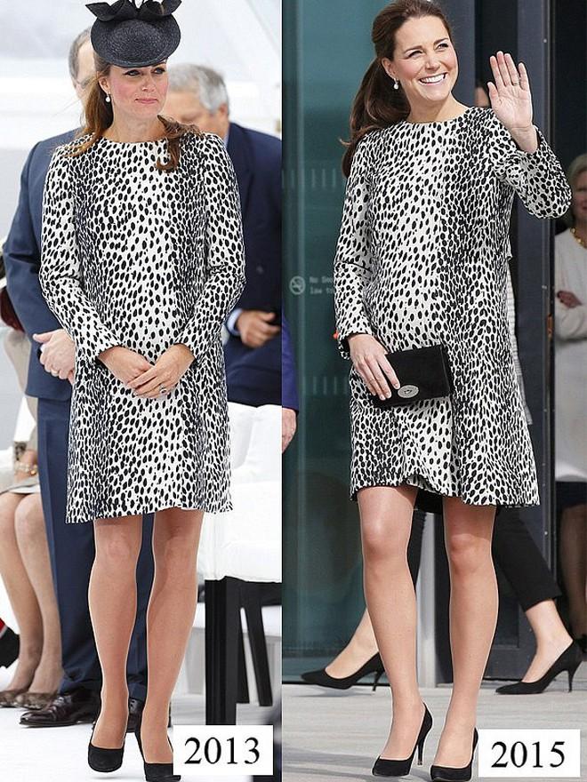 """Công nương Kate đi đôi giày mà Nữ hoàng Anh """"ghét cay ghét đắng"""" nhưng vẫn được dân tình bênh vực vì chăm tiết kiệm - ảnh 10"""
