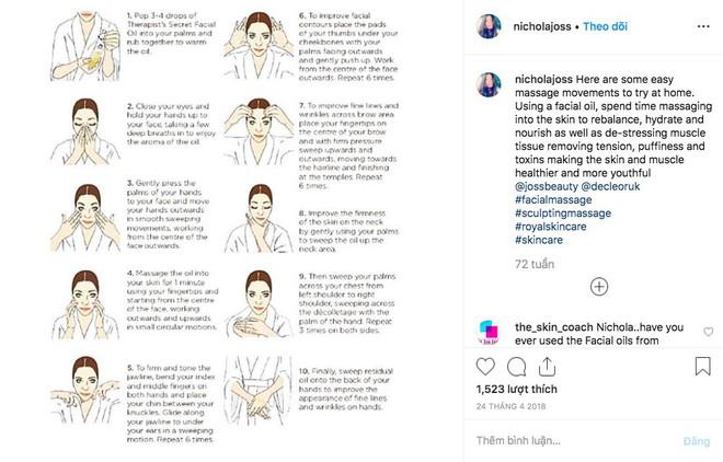 Chuyên gia của Meghan Markle chia sẻ 10 bước massage giúp Công nương có được làn da luôn căng bóng, trẻ trung - ảnh 5