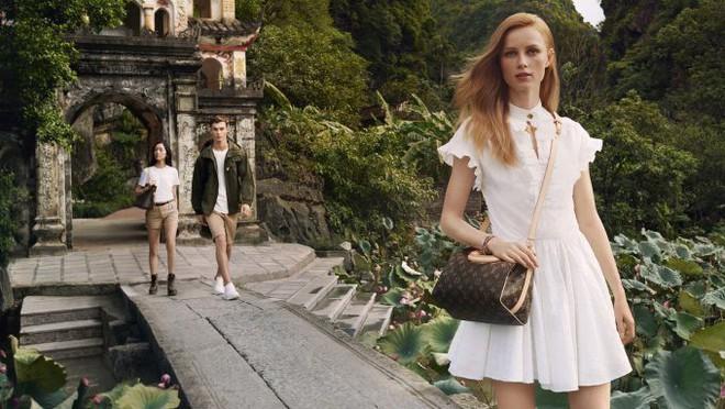 Không phải nơi nào khác, Việt Nam chính là địa điểm Louis Vuitton chọn để quay chiến dịch quảng bá mới - ảnh 3