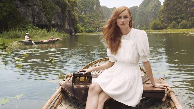 Không phải nơi nào khác, Việt Nam chính là địa điểm Louis Vuitton chọn để quay chiến dịch quảng bá mới - ảnh 2