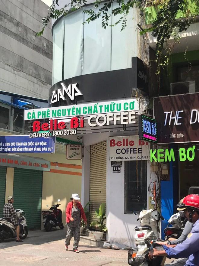 Nhóm dân chơi tổ chức tiệc ma túy trong quán cà phê ở trung tâm Sài Gòn - ảnh 1