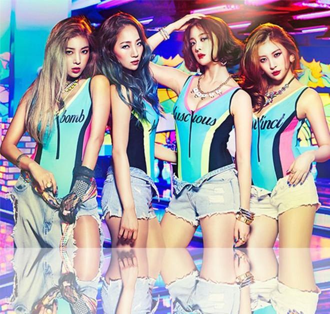 Bị tố dao kéo để tăng size ngực đột biến hậu rời Wonder Girls, cách Sunmi đáp trả tin đồn khiến ai cũng phải gật gù - ảnh 1