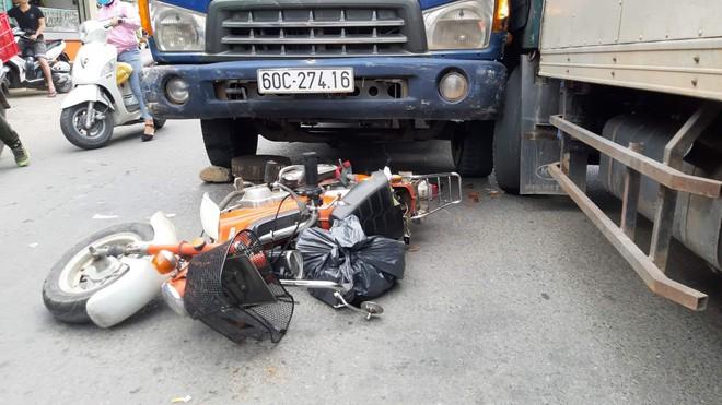 TP.HCM: Tài xế và phụ xe liên tục hét mất thắng trước khi gây tai nạn liên hoàn khiến 2 người bị thương nặng - ảnh 4