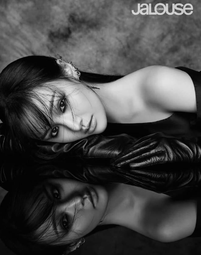 Lần đầu tiên trong sự nghiệp Trịnh Sảng chụp ảnh tạp chí thời trang: Nhan sắc và body đẹp nức nở giờ mới chịu hé lộ - ảnh 6