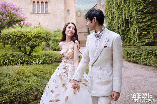 Tổ chức xong hôn lễ bí mật, tình cũ Seungri mới tung bộ ảnh cưới siêu sang, siêu ngọt bên cháu trùm mafia Hong Kong - ảnh 8