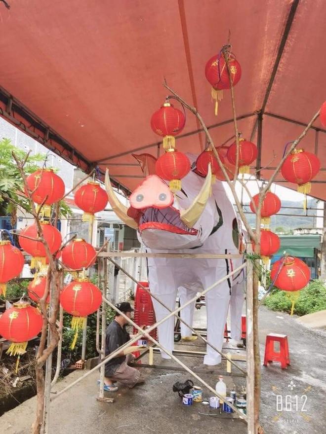 Những chiếc đèn lồng siêu to khổng lồ với muôn vàn biểu cảm hài hước trong dịp Trung thu khiến nhiều người bật cười ngặt nghẽo - ảnh 9