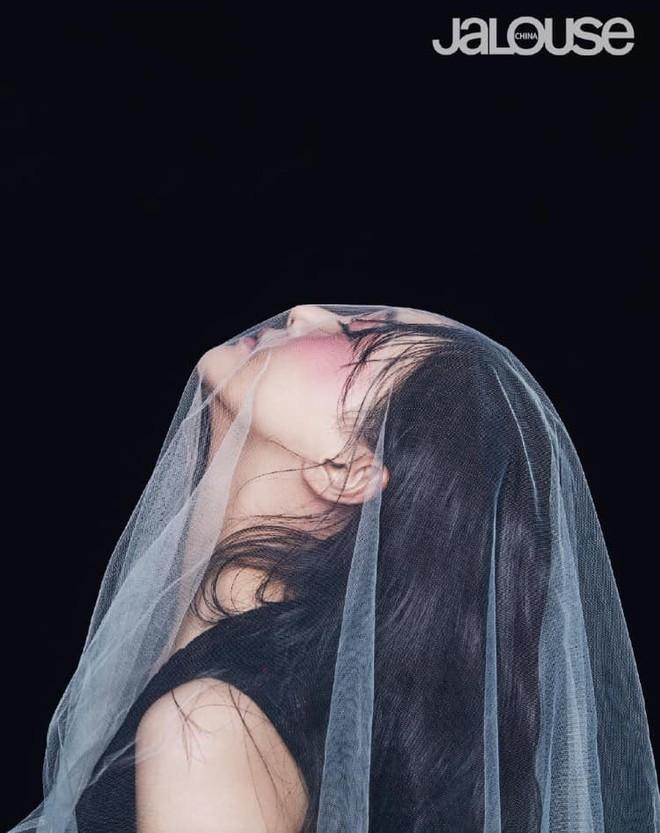Lần đầu tiên trong sự nghiệp Trịnh Sảng chụp ảnh tạp chí thời trang: Nhan sắc và body đẹp nức nở giờ mới chịu hé lộ - ảnh 9