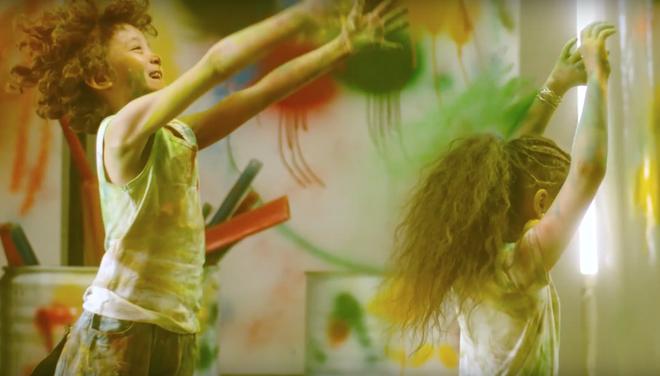 Chán sàn catwalk, Quang Đại cùng dàn siêu mẫu nhí lập thành nhóm nhạc, tung MV mới quẩy tưng bừng trong ngày Trung thu - ảnh 8