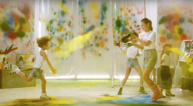 Chán sàn catwalk, Quang Đại cùng dàn siêu mẫu nhí lập thành nhóm nhạc, tung MV mới quẩy tưng bừng trong ngày Trung thu - ảnh 10