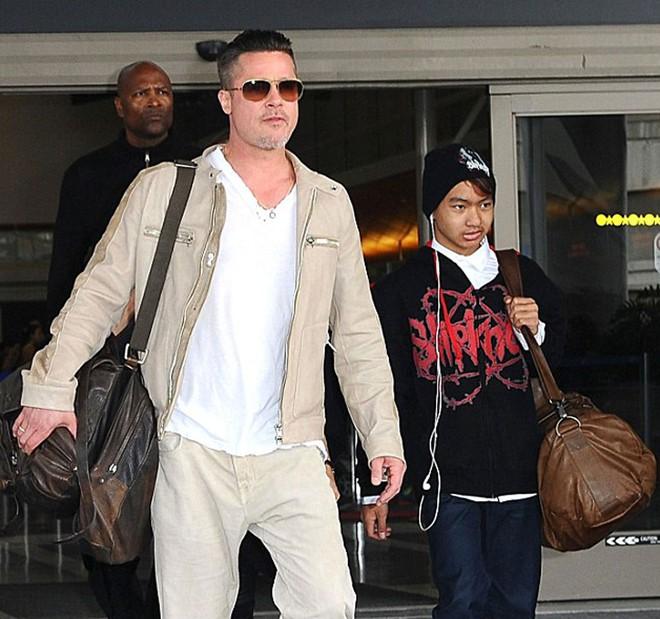 Sau bao năm, cuối cùng Maddox cũng lên tiếng về mối quan hệ với Brad Pitt, úp mở thừa nhận từ mặt bố? - Ảnh 1.