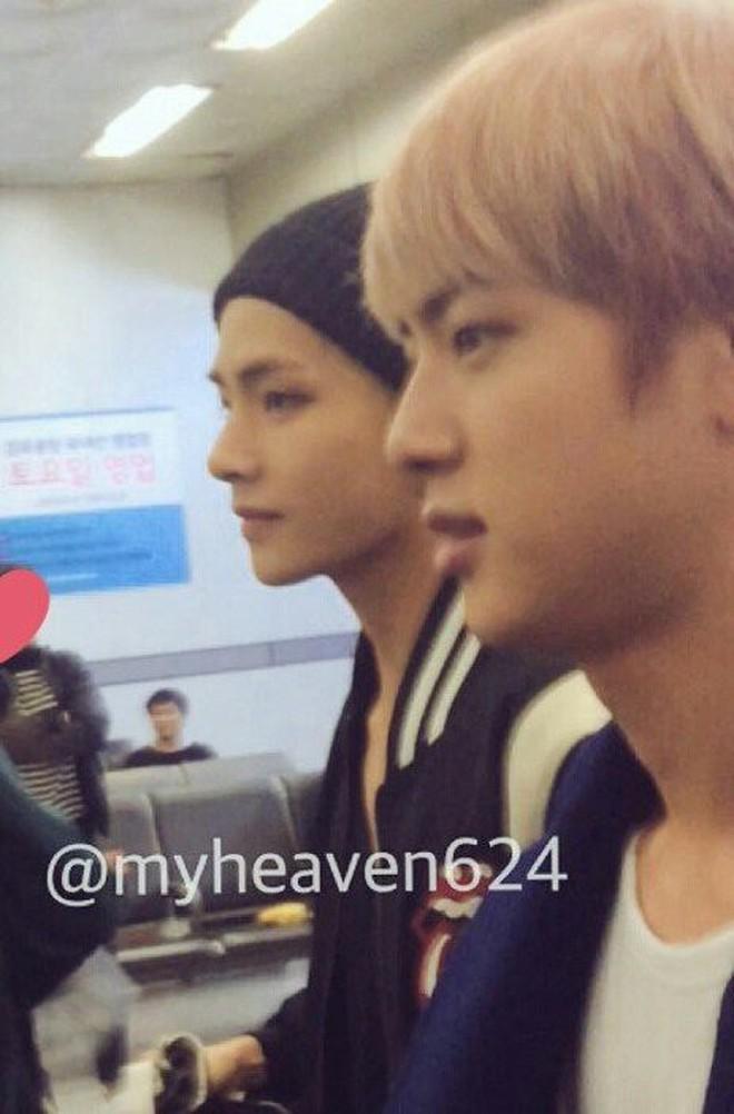 Knet choáng trước nhan sắc thật ngoài đời của 2 cậu em út Taekook (BTS), xếp cạnh nhau còn thần thánh hơn - ảnh 12