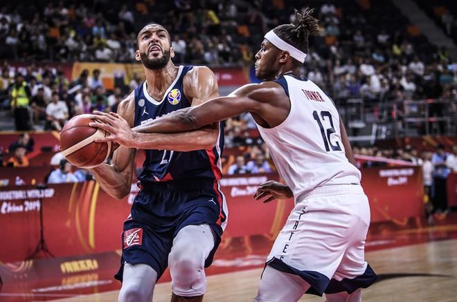 Phế truất nhà vô địch, Pháp hiên ngang tiến vào bán kết FIBA World Cup 2019 - ảnh 2