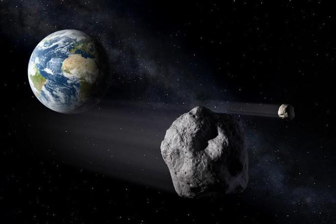 NASA phát hoảng vì tảng đá khổng lồ sắp sượt qua trái đất - ảnh 2