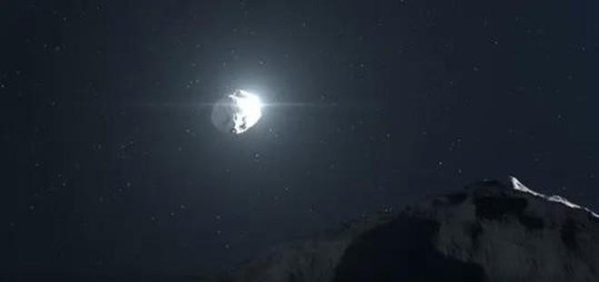 NASA phát hoảng vì tảng đá khổng lồ sắp sượt qua trái đất - ảnh 3