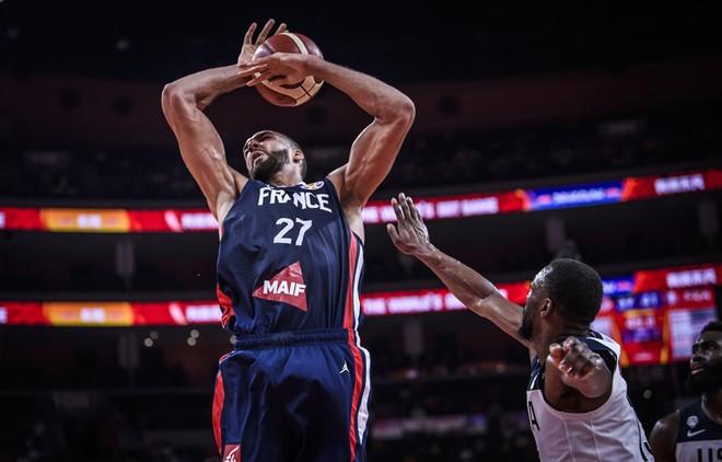 Phế truất nhà vô địch, Pháp hiên ngang tiến vào bán kết FIBA World Cup 2019 - ảnh 4