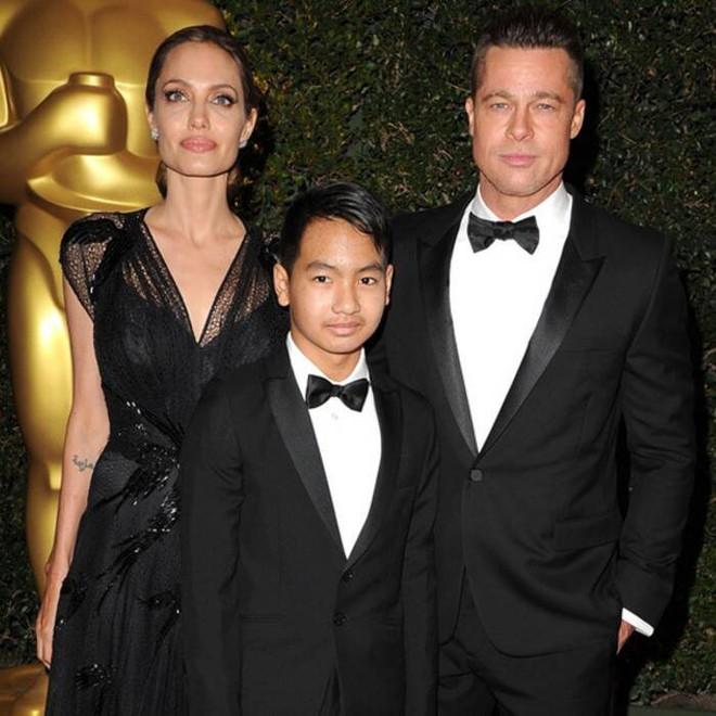 Sau bao năm, cuối cùng Maddox cũng lên tiếng về mối quan hệ với Brad Pitt, úp mở thừa nhận từ mặt bố? - Ảnh 2.