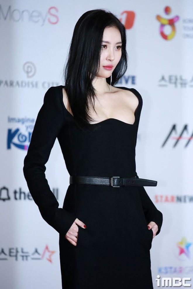 Bị tố dao kéo để tăng size ngực đột biến hậu rời Wonder Girls, cách Sunmi đáp trả tin đồn khiến ai cũng phải gật gù - ảnh 4