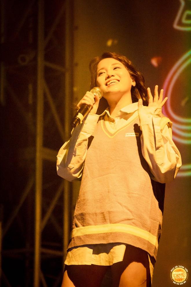 Phạm Quỳnh Anh, Jack & K-ICM, Han Sara, OSAD,... cùng thắp sáng đêm Trung Thu Stand By Star - ảnh 3