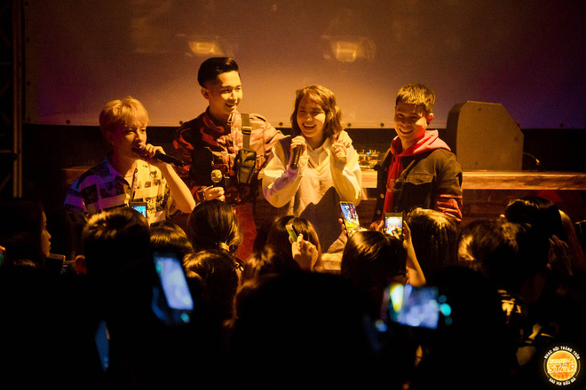 Phạm Quỳnh Anh, Jack & K-ICM, Han Sara, OSAD,... cùng thắp sáng đêm Trung Thu Stand By Star - ảnh 5