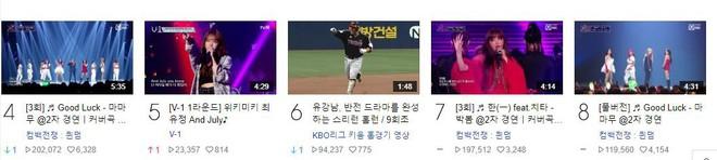 Đỉnh như AOA: Cover nhạc đối thủ chất đến mức chễm chệ top 1 trending đúng đêm Trung Thu - ảnh 6