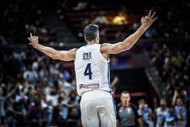 Chẳng cần sao số, đội bóng quê hương của Messi vẫn viết tiếp câu chuyện cổ tích ở FIBA World Cup 2019 - ảnh 3
