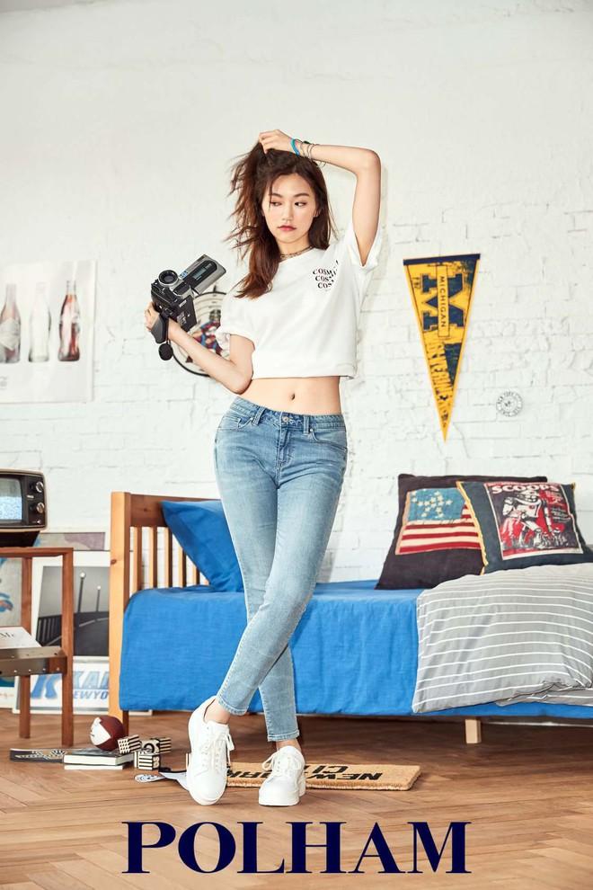 17 mỹ nhân Kpop sở hữu body tỉ lệ như ma nơ canh: Lisa và Tzuyu không đọ lại được với mỹ nhân đẹp nhất thế giới - Ảnh 19.