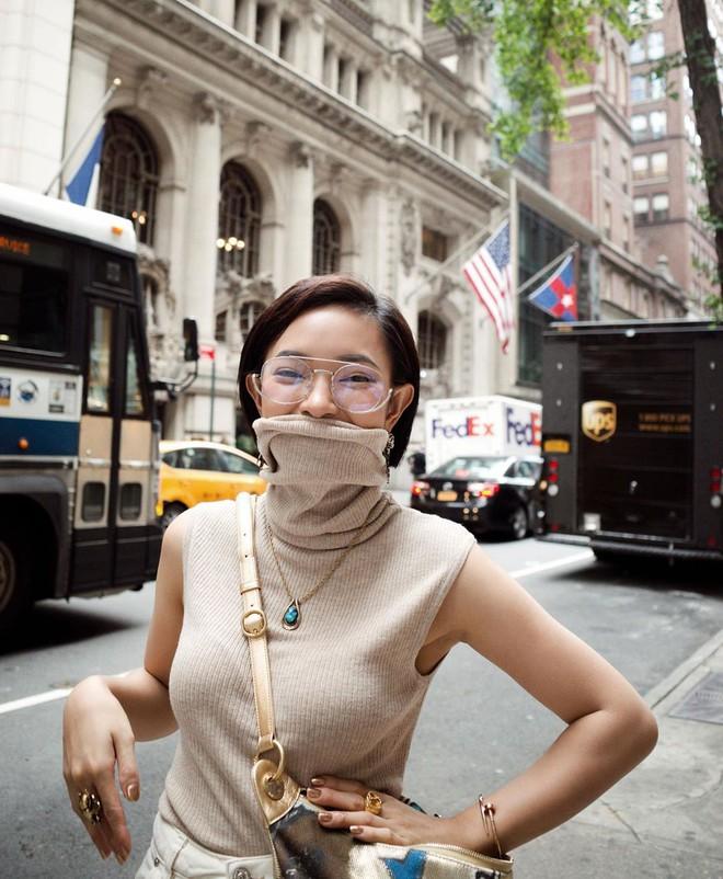 Không hẹn mà gặp, cả Châu Bùi, siêu mẫu Minh Tú, rich kid Thảo Nhi Lê đều cùng check-in tại New York, đây chính xác là địa điểm du lịch hot nhất mùa thu này rồi! - ảnh 5