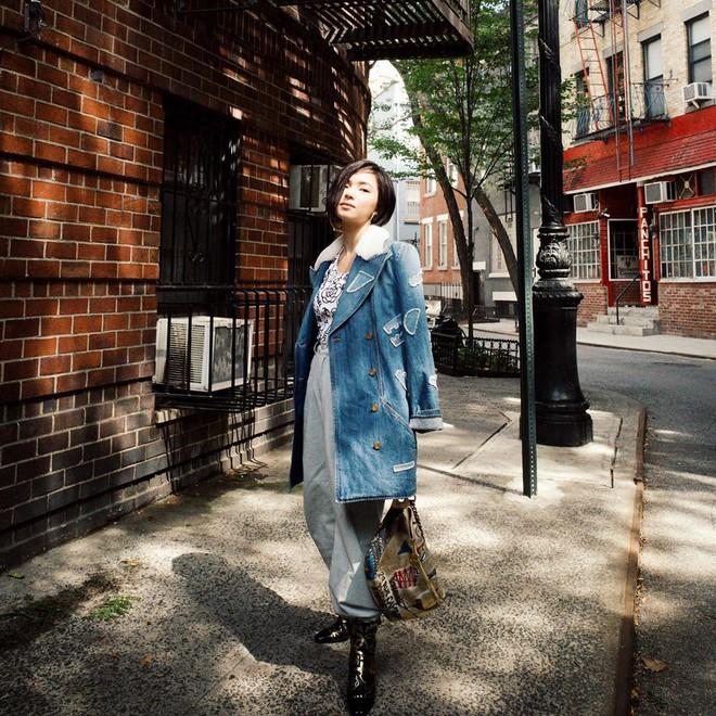 Không hẹn mà gặp, cả Châu Bùi, siêu mẫu Minh Tú, rich kid Thảo Nhi Lê đều cùng check-in tại New York, đây chính xác là địa điểm du lịch hot nhất mùa thu này rồi! - ảnh 2