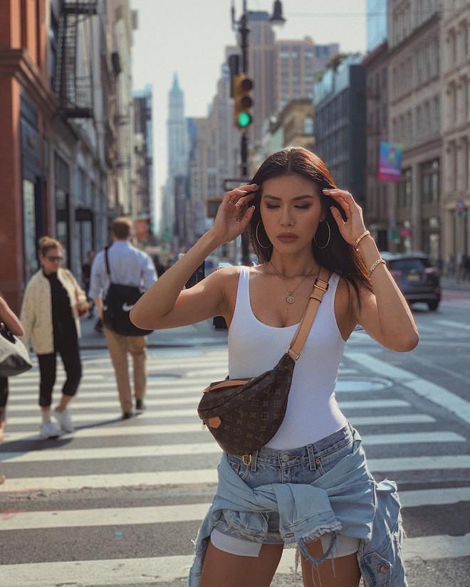 Không hẹn mà gặp, cả Châu Bùi, siêu mẫu Minh Tú, rich kid Thảo Nhi Lê đều cùng check-in tại New York, đây chính xác là địa điểm du lịch hot nhất mùa thu này rồi! - ảnh 8