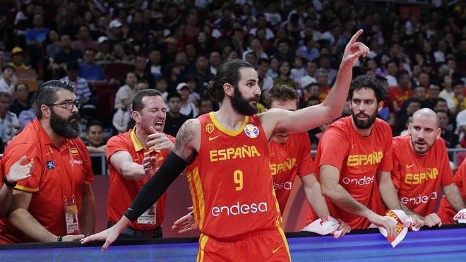 Chấm dứt câu chuyện cổ tích của Argentina, Tây Ban Nha lần thứ 2 chạm tay vào cúp vô địch FIBA World Cup 2019 - ảnh 1