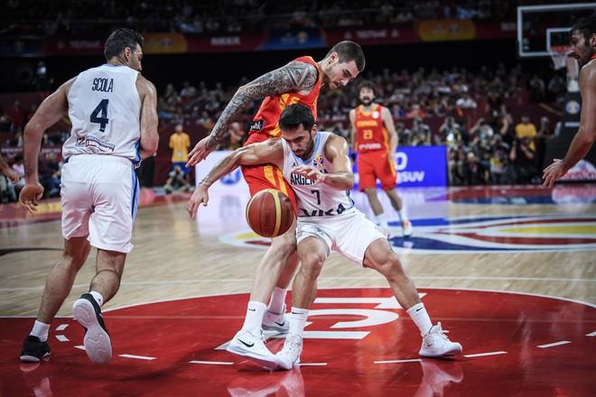 Chấm dứt câu chuyện cổ tích của Argentina, Tây Ban Nha lần thứ 2 chạm tay vào cúp vô địch FIBA World Cup 2019 - ảnh 2