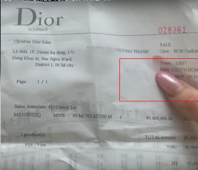 Bị tố đập hộp toàn đồ fake, Sĩ Thanh phản đòn mang hẳn túi ra store kiểm chứng nhưng tiếp tục bị netizen bóc loạt chi tiết đáng ngờ - ảnh 10