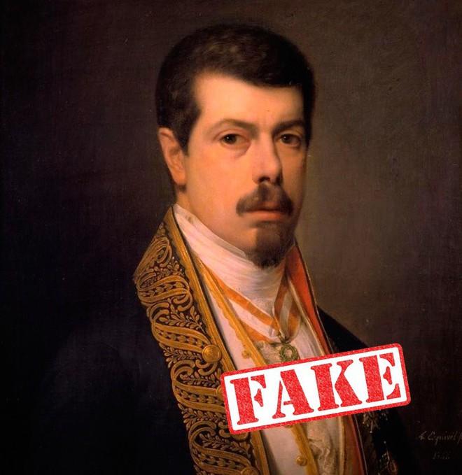 Kẻ gian dối sẽ gặp người dối gian: Băng lừa đảo bán tranh giả cho đại gia Ả Rập, không ngờ gặp trúng đại gia fake kèm kết cục không thể đau xót hơn - ảnh 2