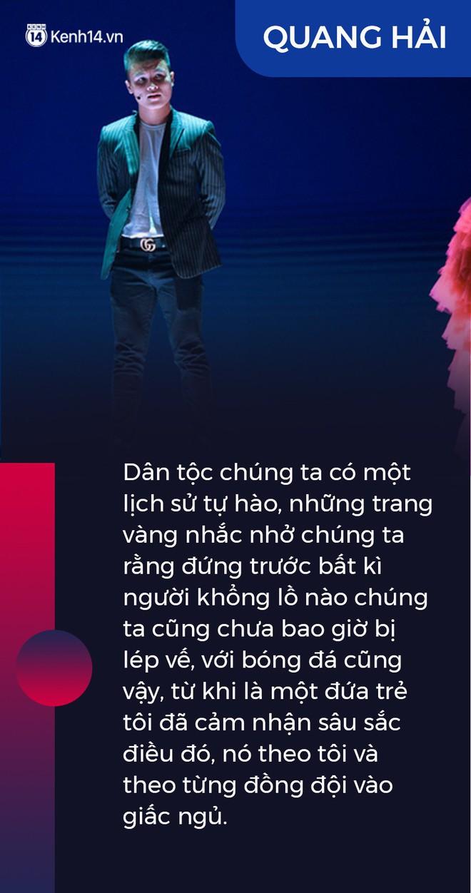 Ninh Dương Lan Ngọc, Quang Hải và nhà báo Mai Anh gây xúc động: Lotus sẽ mang đến cơ hội lan tỏa niềm tự hào giá trị Việt Nam - ảnh 1
