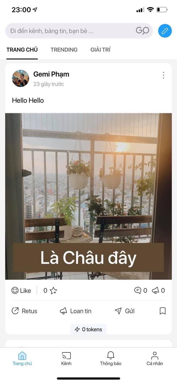 """Dân tình hào hứng sau đêm ra mắt MXH Lotus: """"Có thêm mạng xã hội nữa cũng tốt, có thêm nền tảng cho content sạch cũng tốt"""" - ảnh 11"""