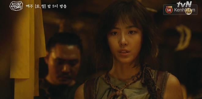 Arthdal Niên Sử Kí tập 16: Song Joong Ki suýt mất mạng nếu không có mỹ nhân Nhật Erika Karata! - Ảnh 8.