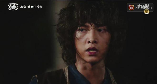 Arthdal Niên Sử Kí tập 16: Song Joong Ki suýt mất mạng nếu không có mỹ nhân Nhật Erika Karata! - Ảnh 10.