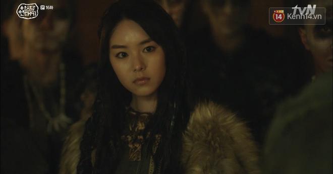 Arthdal Niên Sử Kí tập 16: Song Joong Ki suýt mất mạng nếu không có mỹ nhân Nhật Erika Karata! - Ảnh 15.