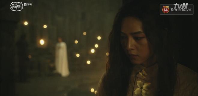 Song Joong Ki ôn nhu ôm ấp Kim Ji Won, chèo kéo crush về đội của mình để chống đối cha ngay tập 16 Arthdal Niên Sử Kí - Ảnh 13.
