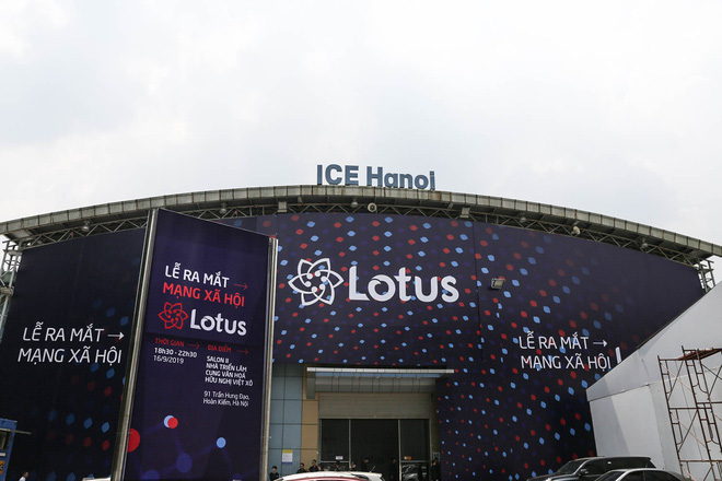 Toàn cảnh buổi tổng duyệt lễ ra mắt MXH Lotus: Dàn sao hot hứa hẹn mang đến những điều bất ngờ, sân khấu cực hoành tráng đã sẵn sàng! - ảnh 1