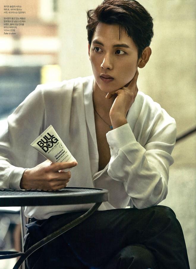 Dàn sao phim ngụ ý ăn thịt người Strangers From Hell: Lee Dong Wook và nam thần Kpop dính phốt, 2 nữ phụ xinh bất ngờ - Ảnh 14.